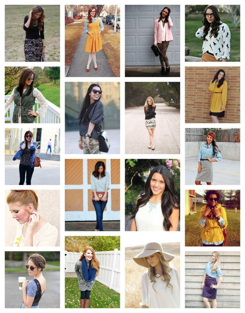 I love… My Style Crushes!