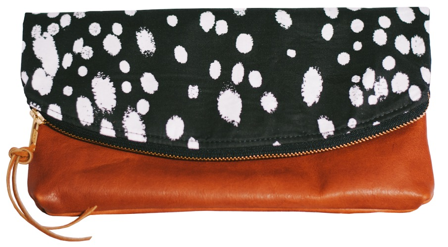 anne b - Sierra Folded Clutch 2