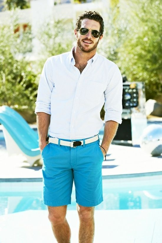 Menswear Monday: Summer Style!