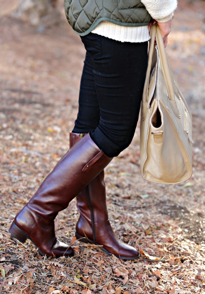 DSW Riding Boots for the win!