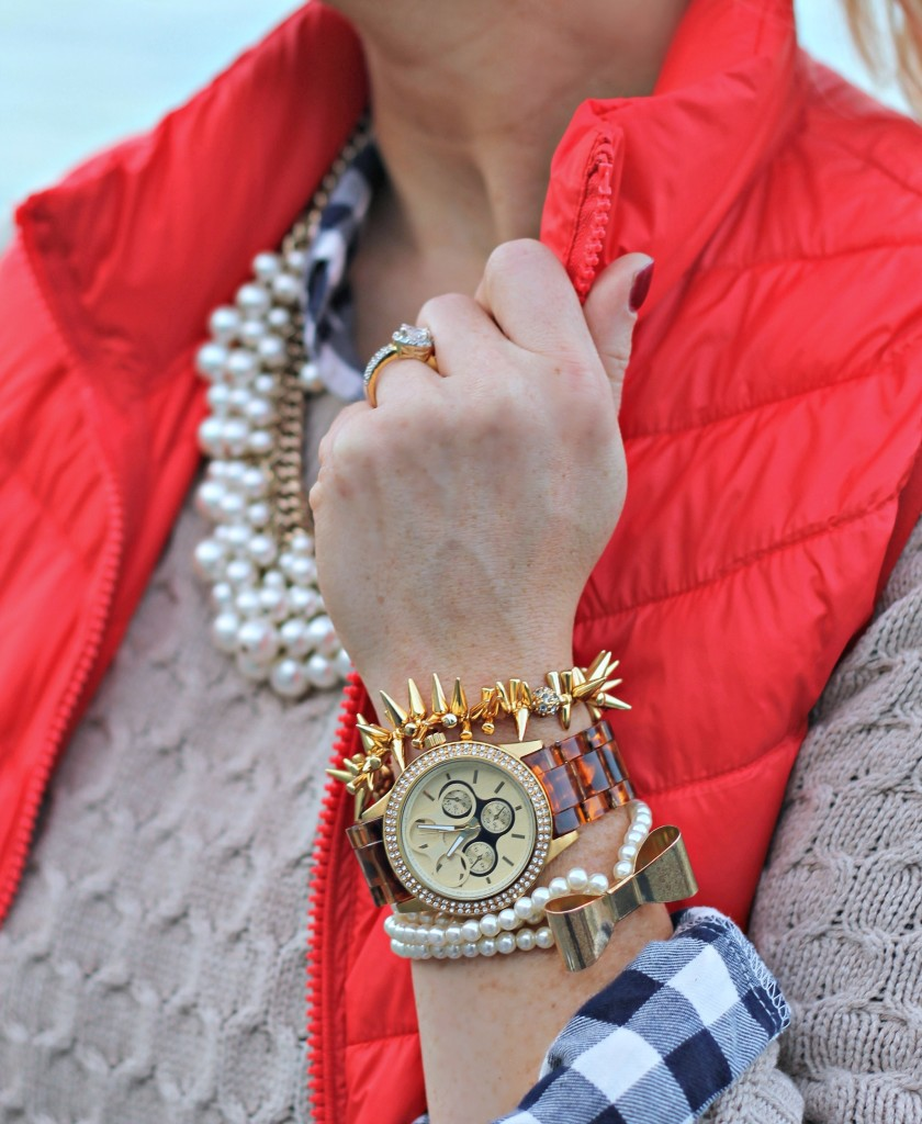 Red-Vest-Fall-Layers-Wrist-Wear