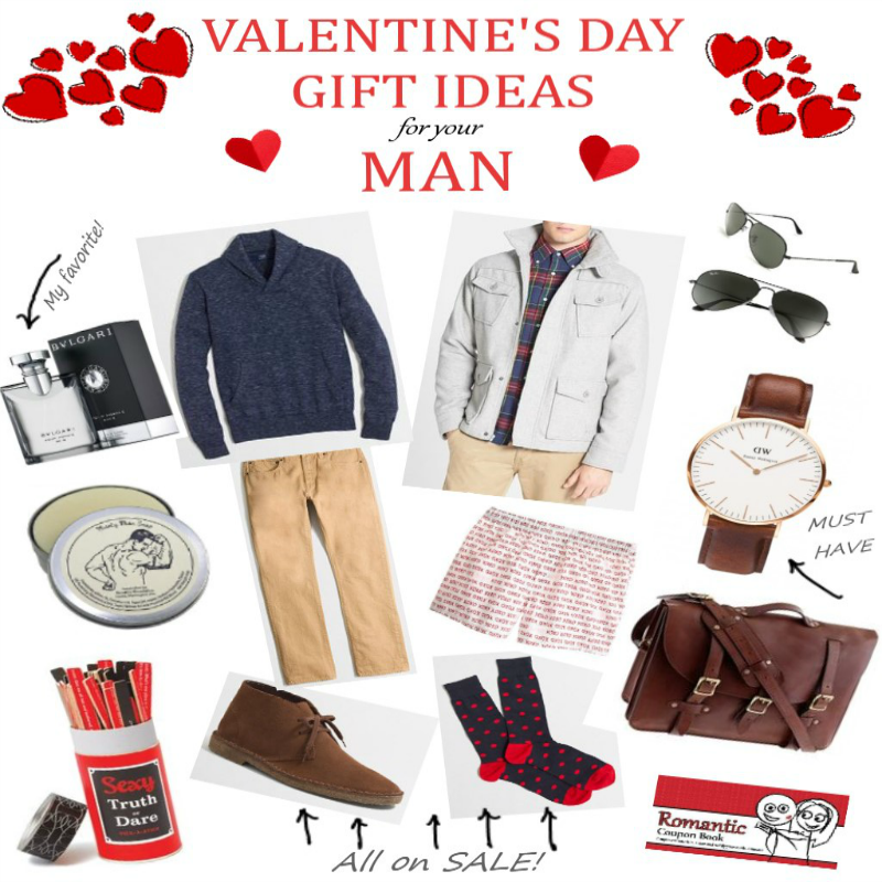 Valentines Day Gift Guide- MENSWEAR MONDAY- Resized