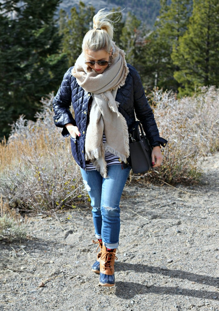GBO Travels: Mammoth (part 2) + Ways to Wear Your Duck Boots