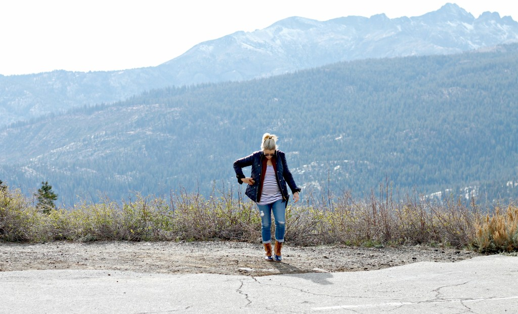 Mammoth-9 GBO Travels: Mammoth (part 2) + Duck Boots Fashion by San Francisco fashion blogger For The Love