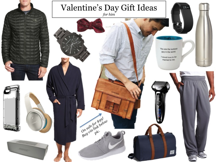 Valentines Day Gift Ideas for yo' Man