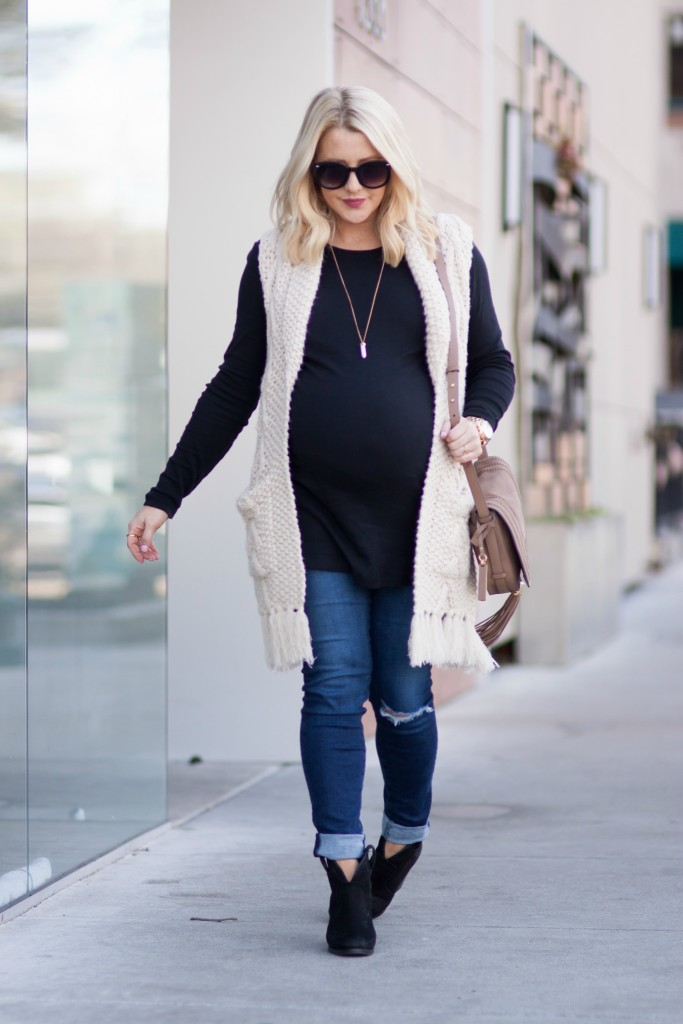 Pregnancy Style Tip: Tunics for the Win