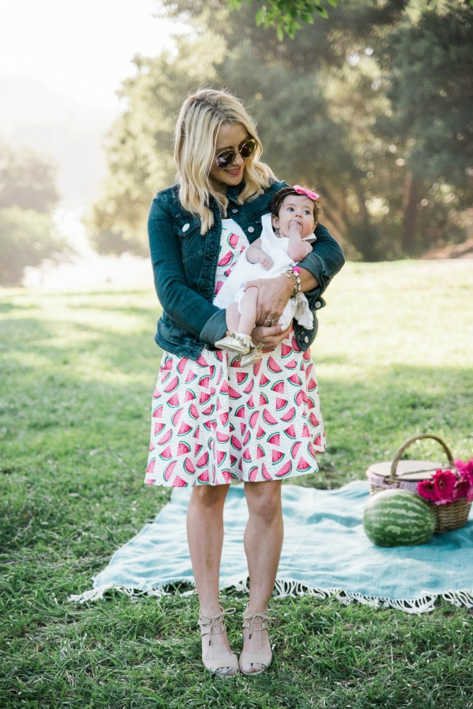 Four Tips for Looking Chic at Your Fourth of July BBQ's and Picnics!