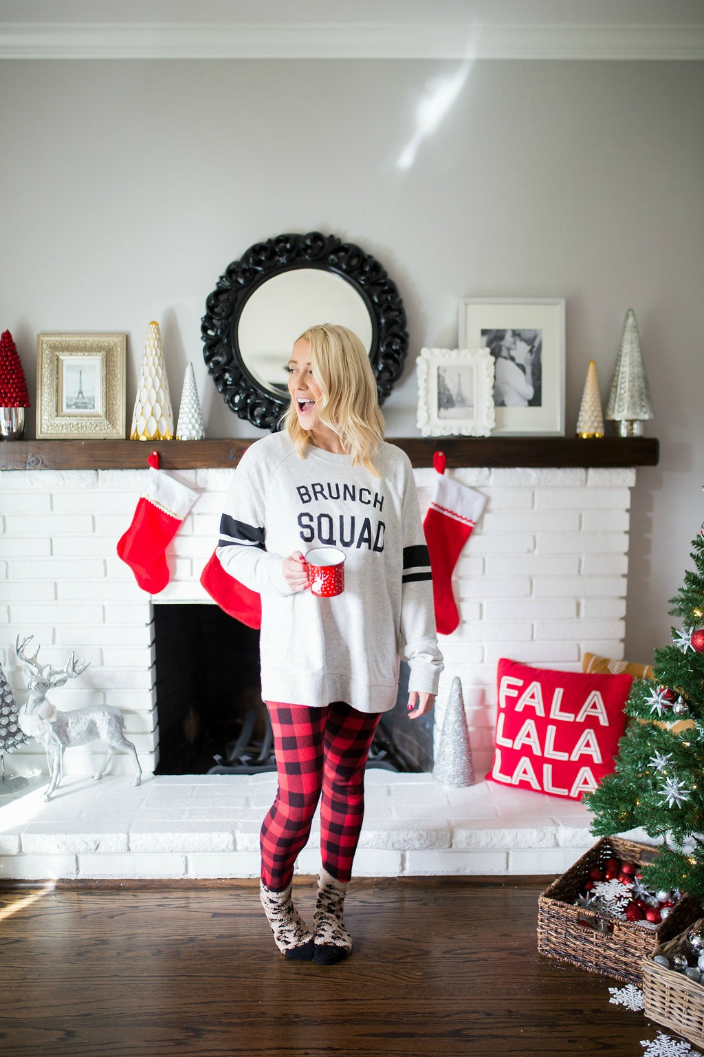 Old Navy Christmas Pajamas | Outfits | For The Love