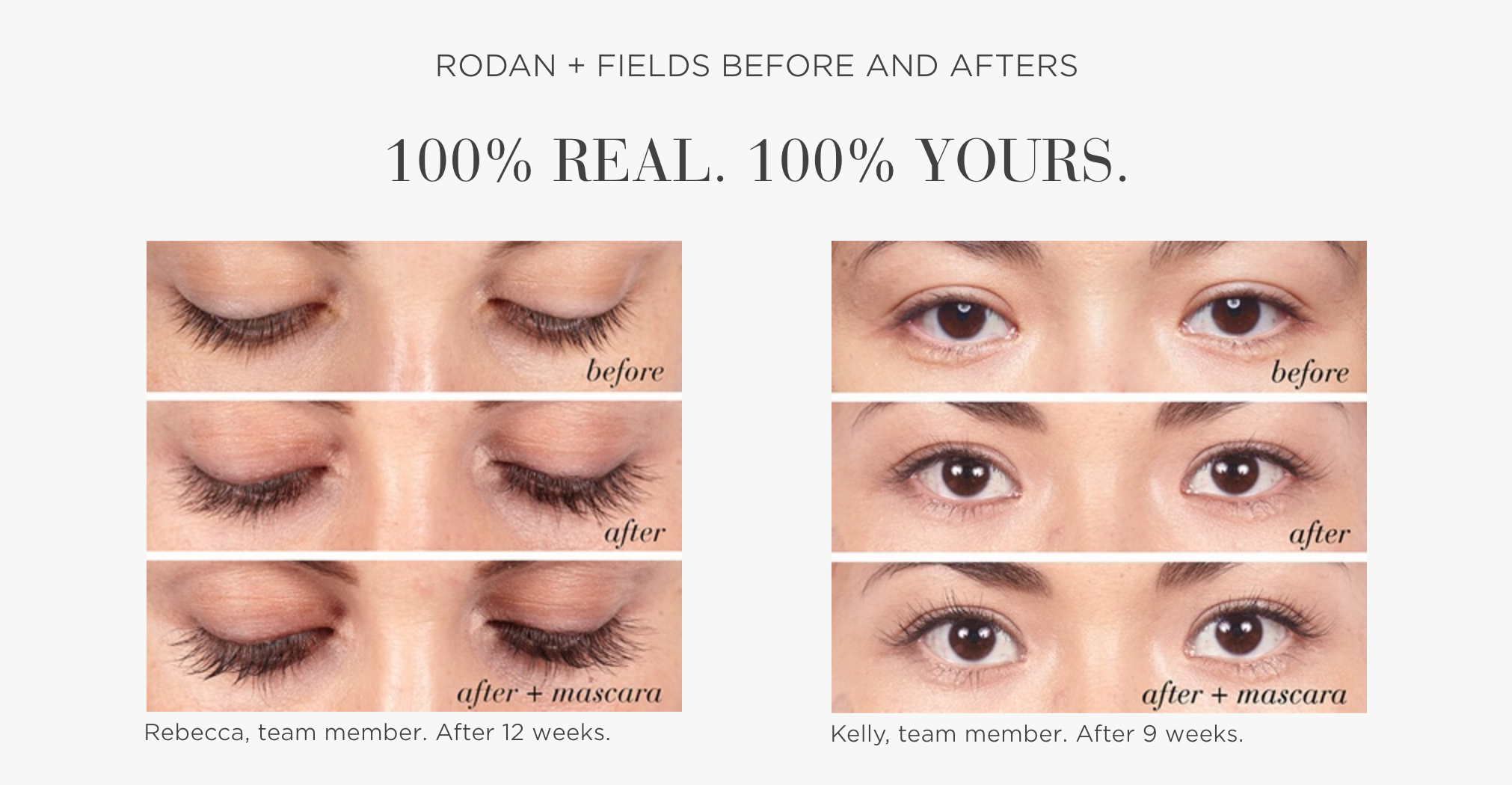 9c76dedd93d Rodan and Fields Lash Boost | Longer Lashes | For The Love