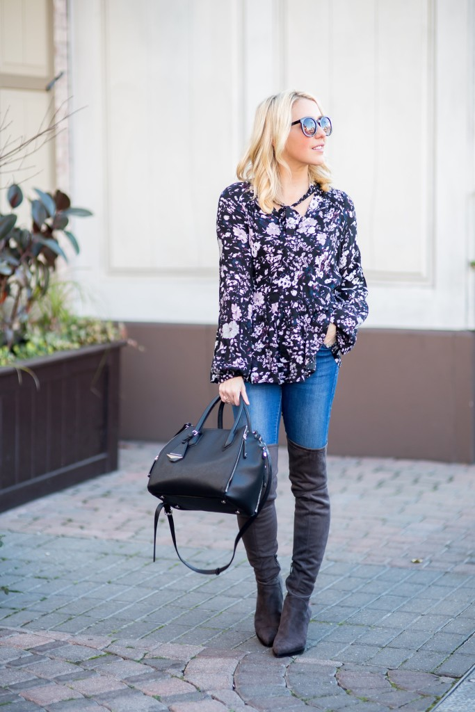 Floral Blouse Roundup – Under $100!