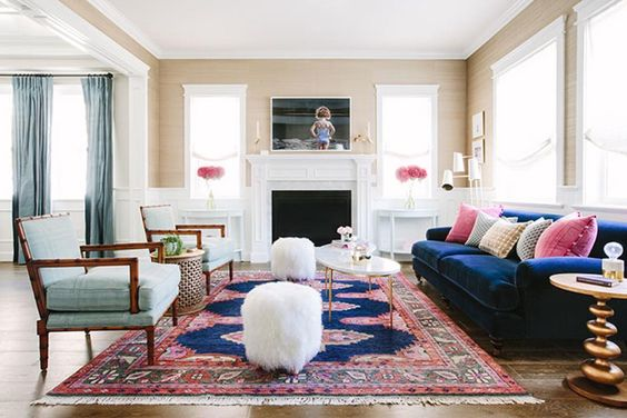 GBO Home: Living Room Inspiration + Change of Plans