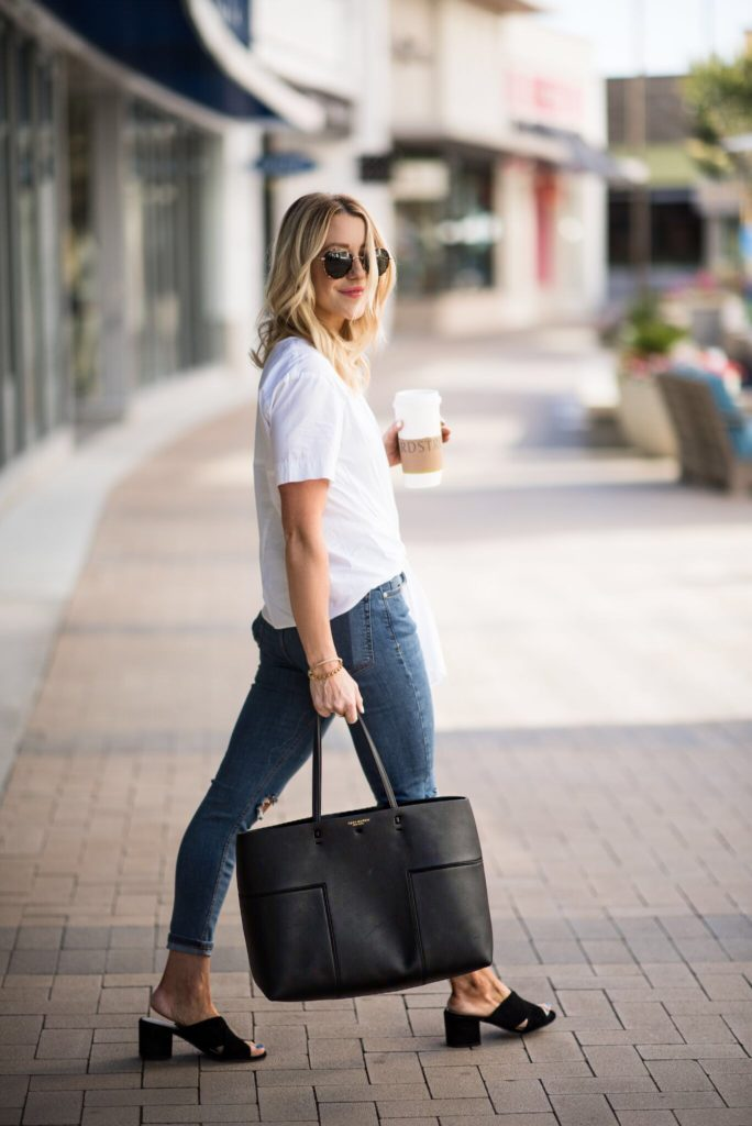 About popular San Francisco style blogger Shannon of For the Love