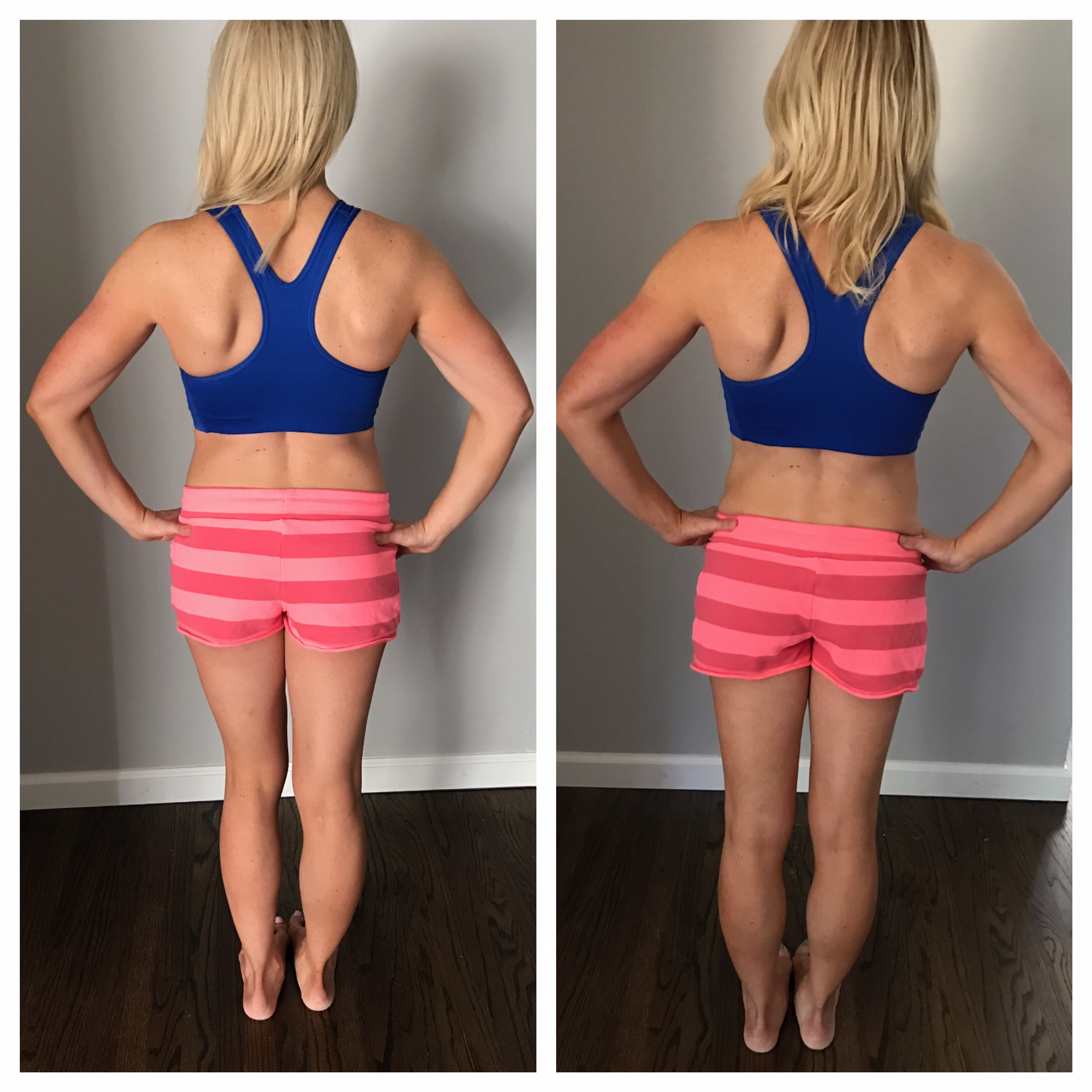 Love HIIT Body Guide Fitness Program - BEFORE/AFTER HIIT Results by San Francisco lifestyle blogger For The Love