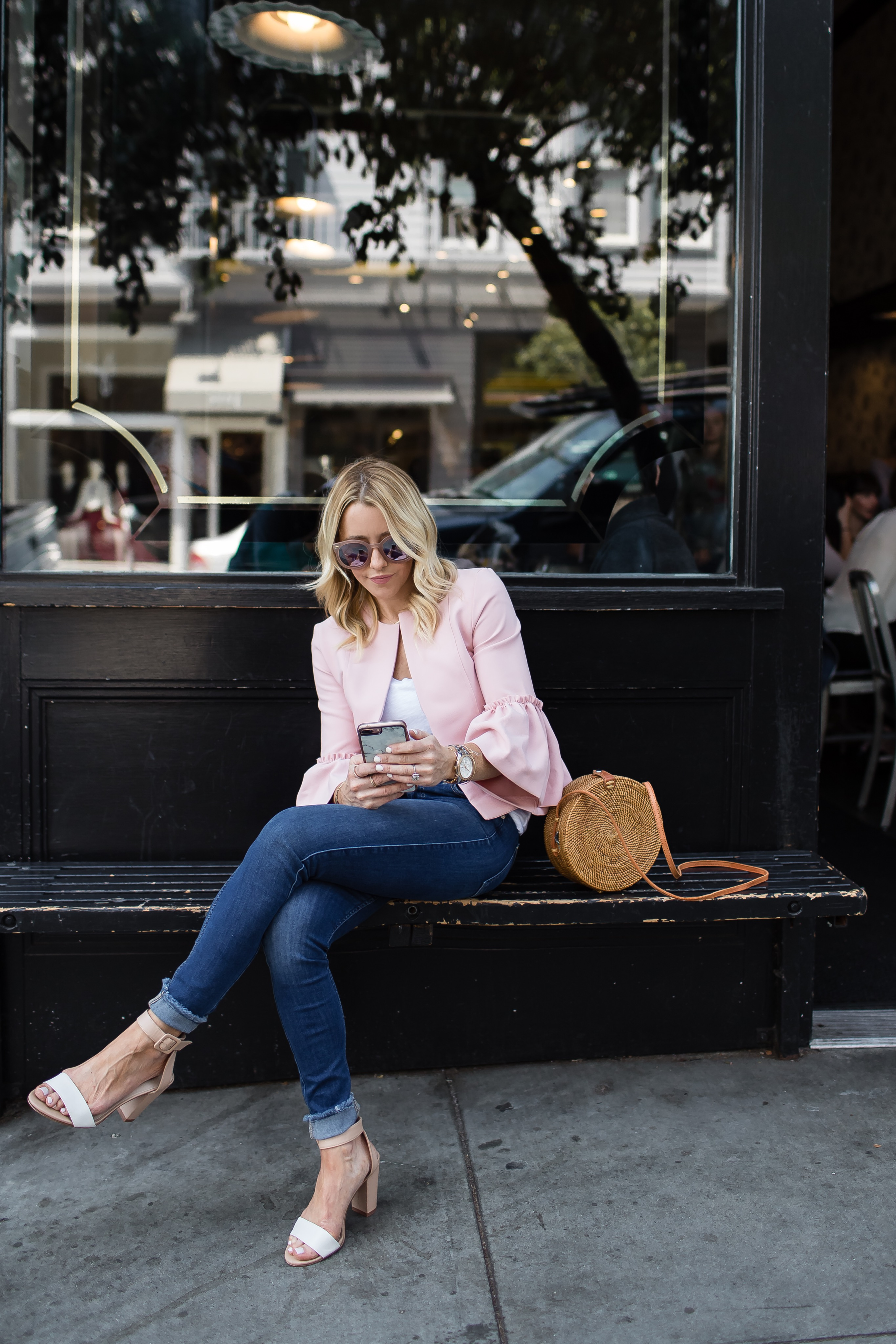 5 Ways to Transition from Summer to Fall Fashion by SF fashion blogger For the Love