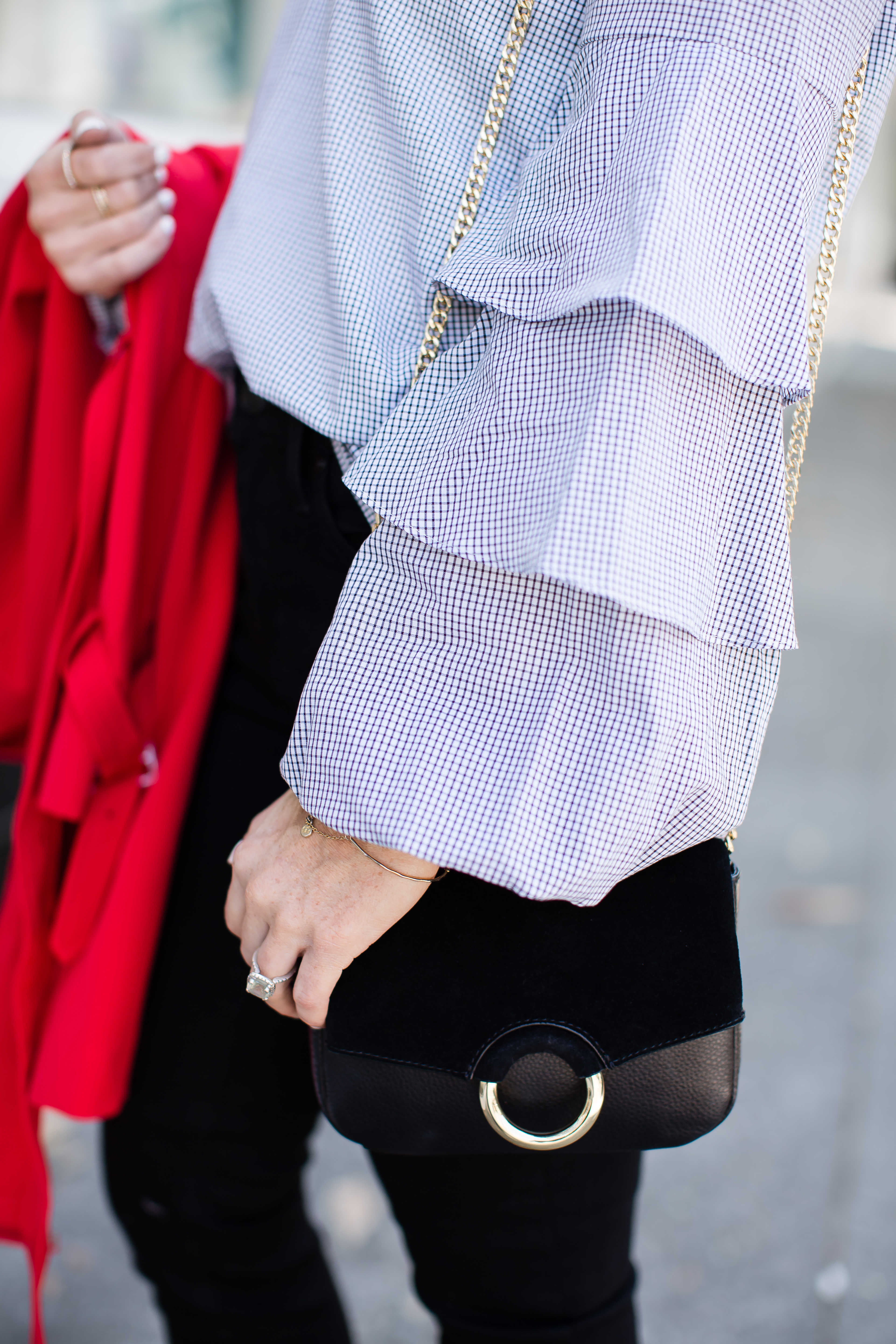 Classic Colors for the Win by SF fashion blogger For The Love
