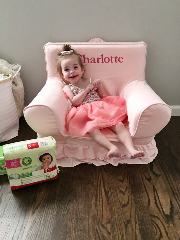 Comforts Diapers – Charlotte Approved! :)