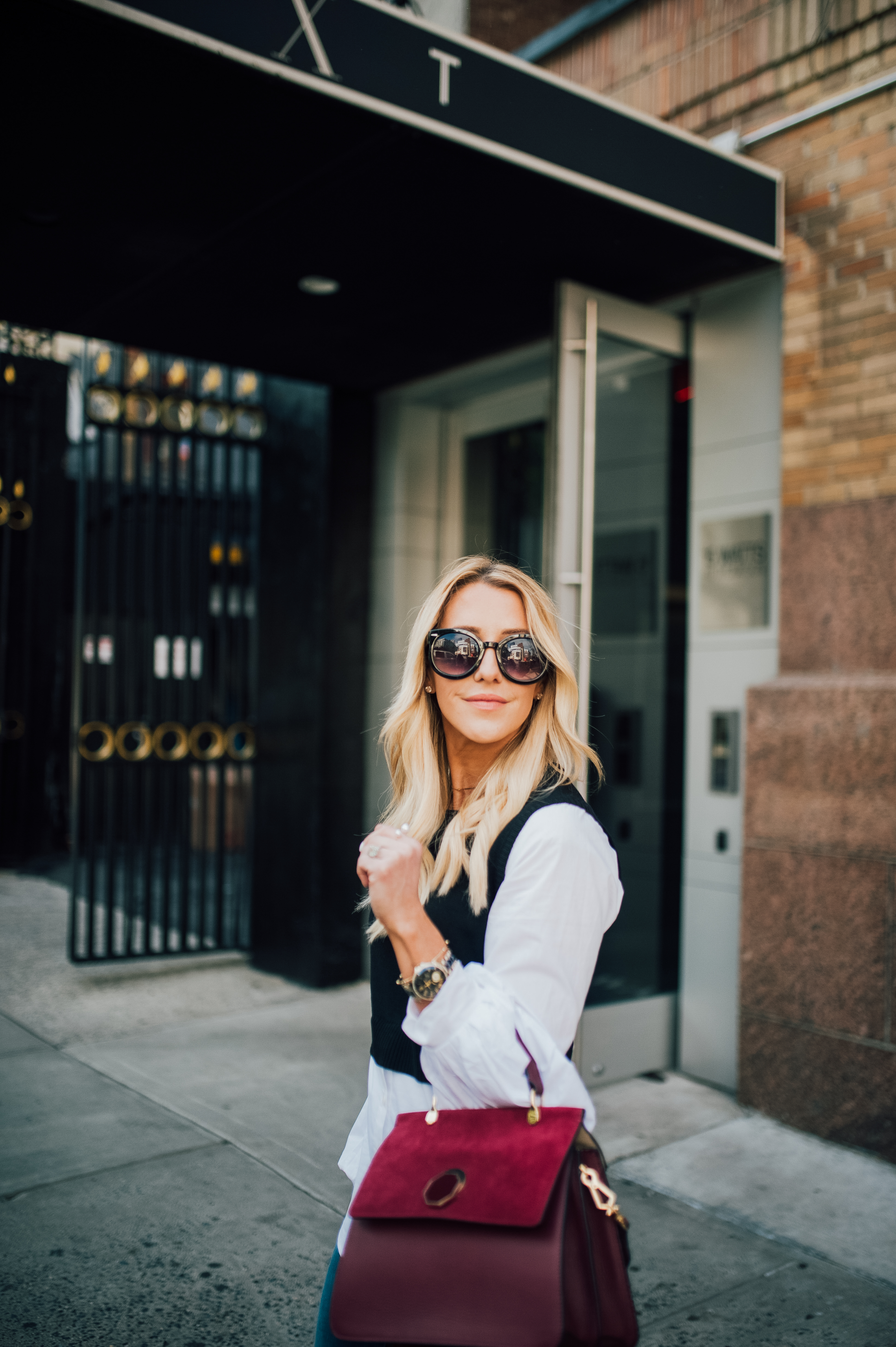 ... Fall Sweater - On Sale! by San Francisco fashion blogger For the Love  ... f48d0ce20