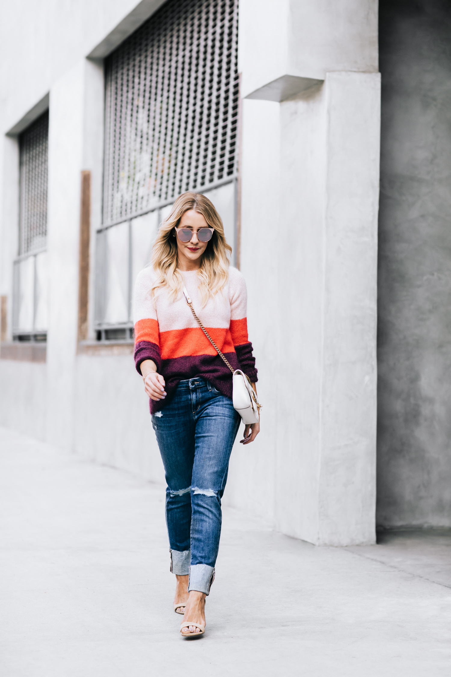 Went on Another Winter Sweater Bender & Here's What I Got by San Francisco fashion blogger For the Love