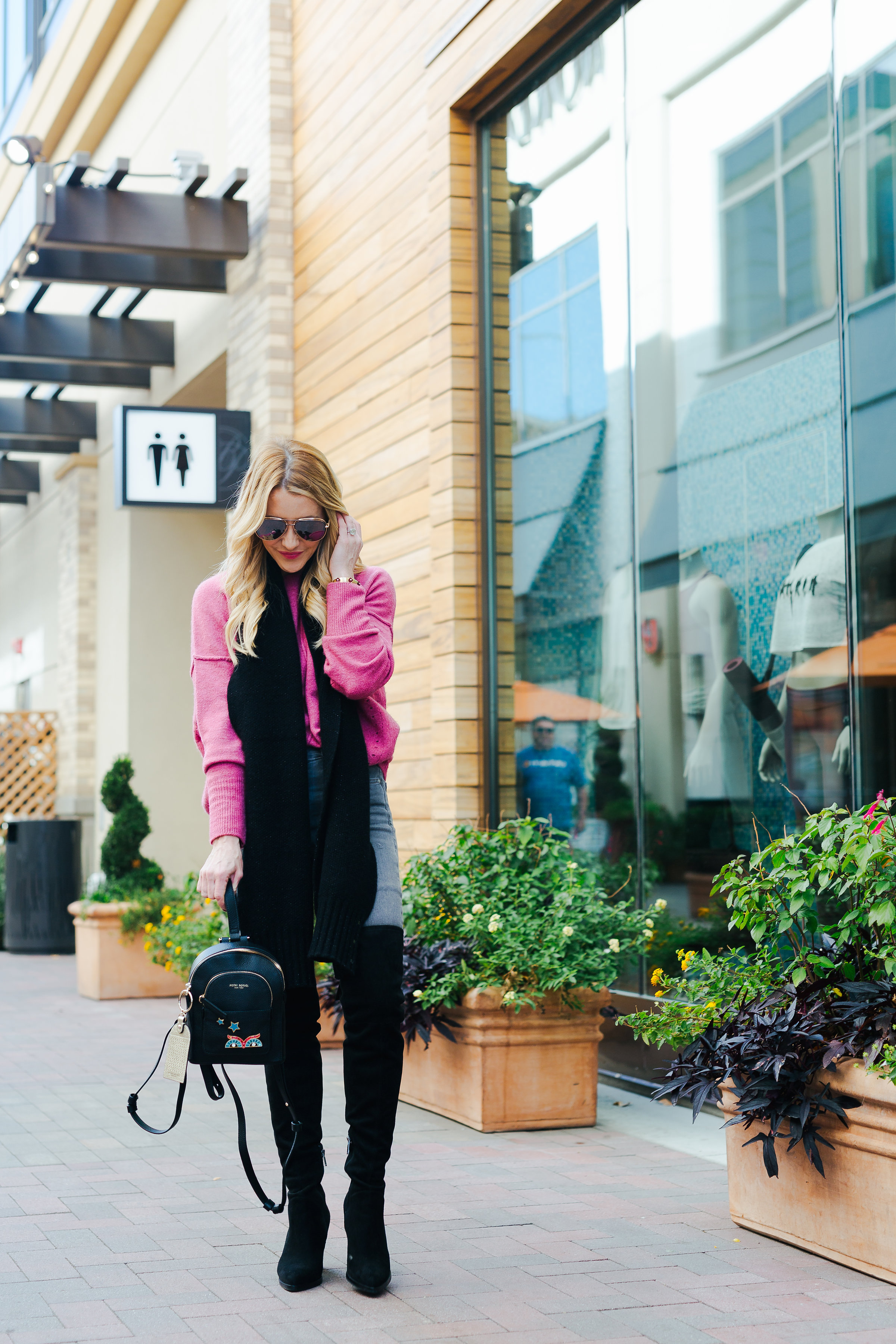 5 Reasons I Obsess over My Henri Bendel Purse by San Francisco fashion blogger For the Love