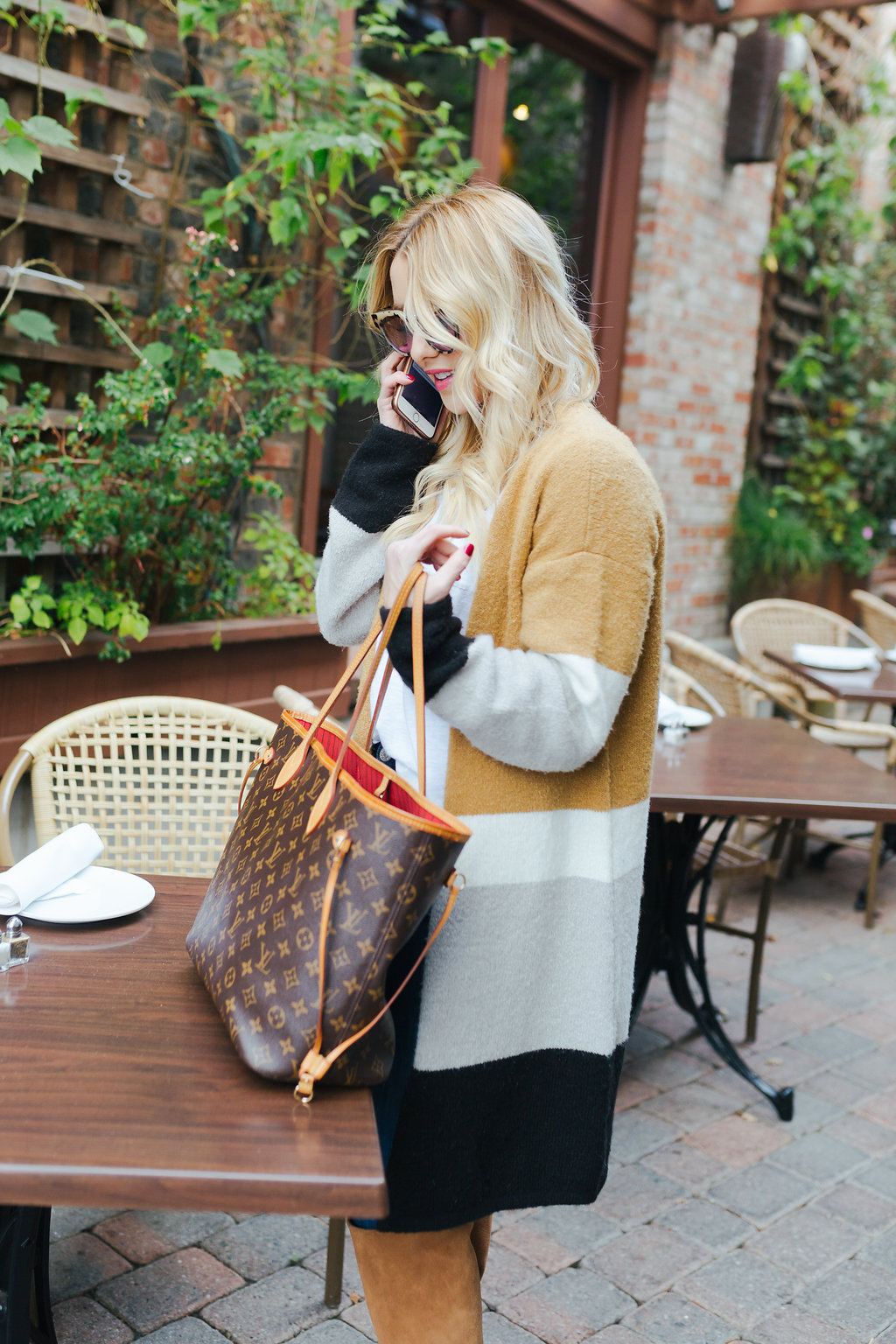 How I Got My Louis Vuitton Neverfull at a Discount by San Francisco fashion blogger For the Love