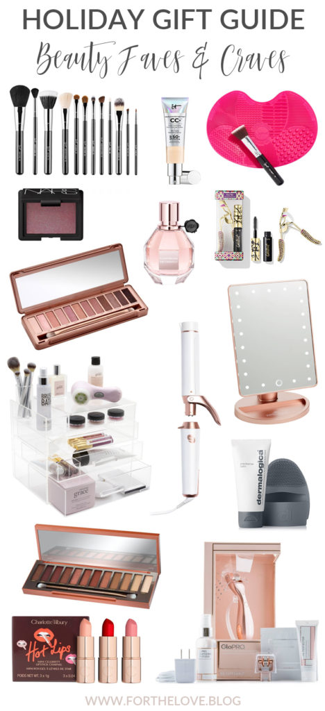 HOLIDAY GIFT GUIDE: Beauty Faves & Craves!