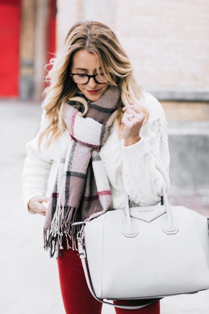 TREND ALERT: The Chenille Sweater