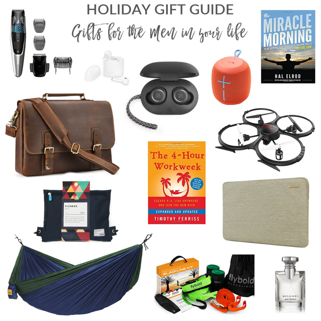 Last Minute Gift Ideas for the MEN in Your Life!