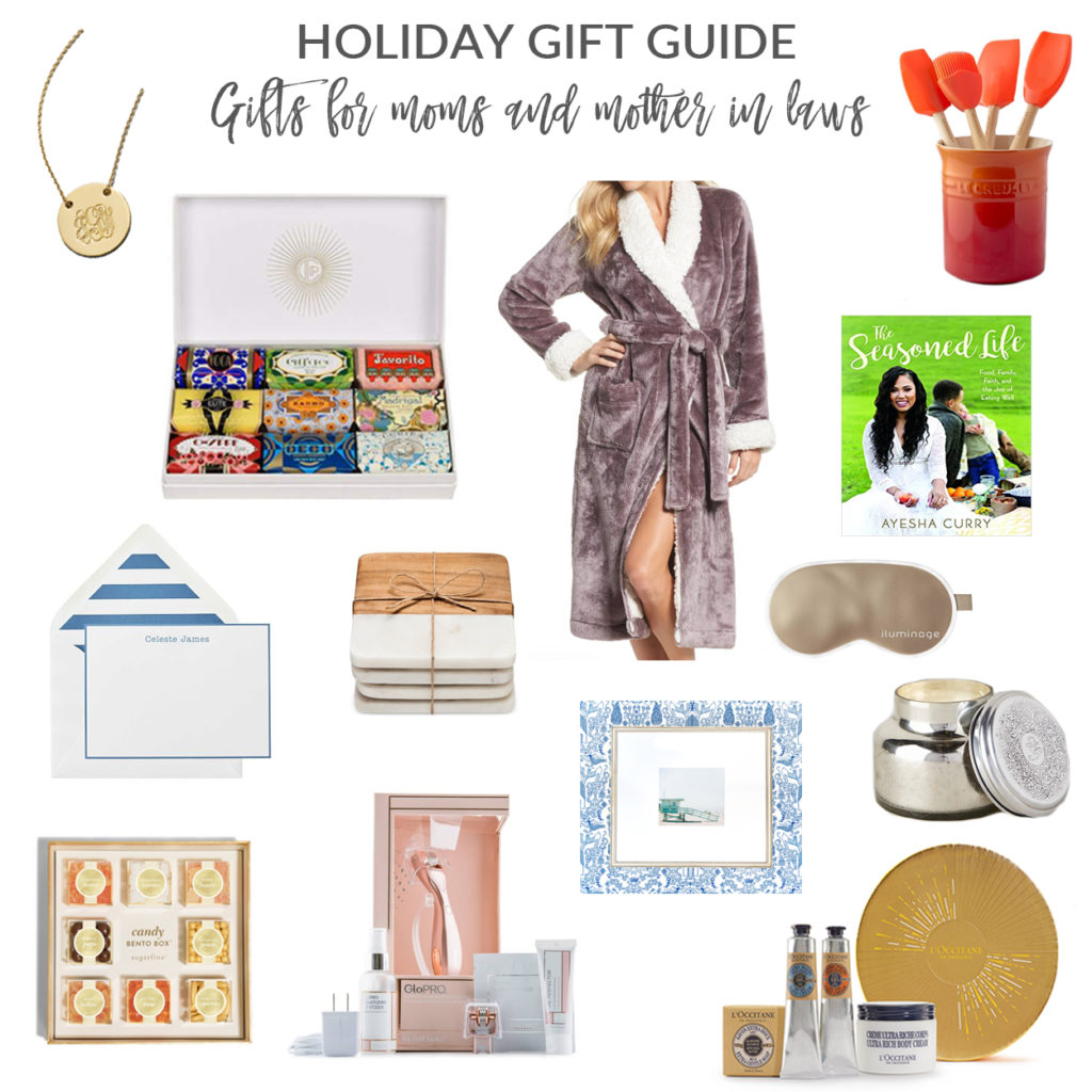 Last Minute Gift Ideas for Moms & MIL's!