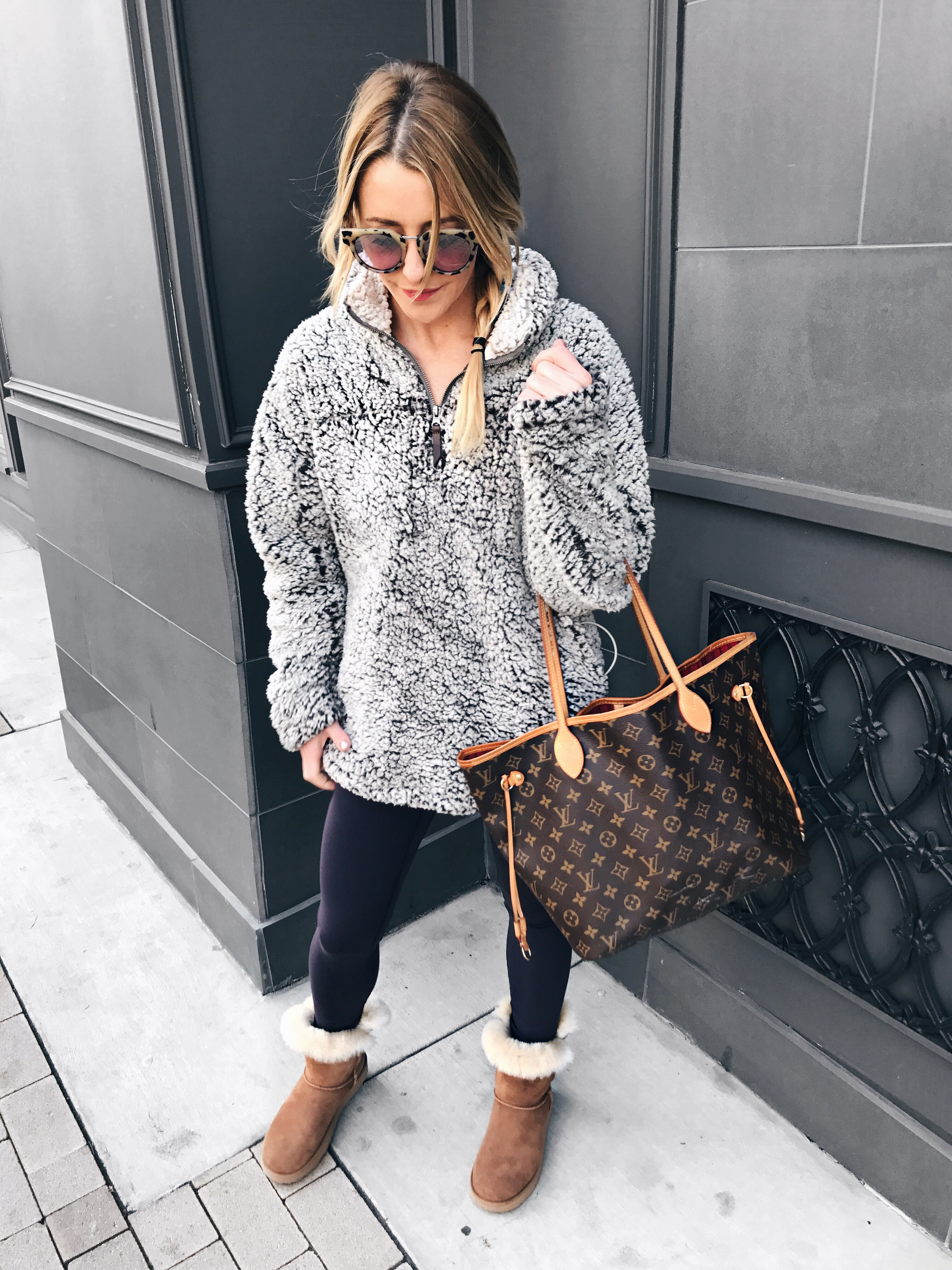 Fuzzy Fashion Roundup by popular San Diego fashion blogger For the Love