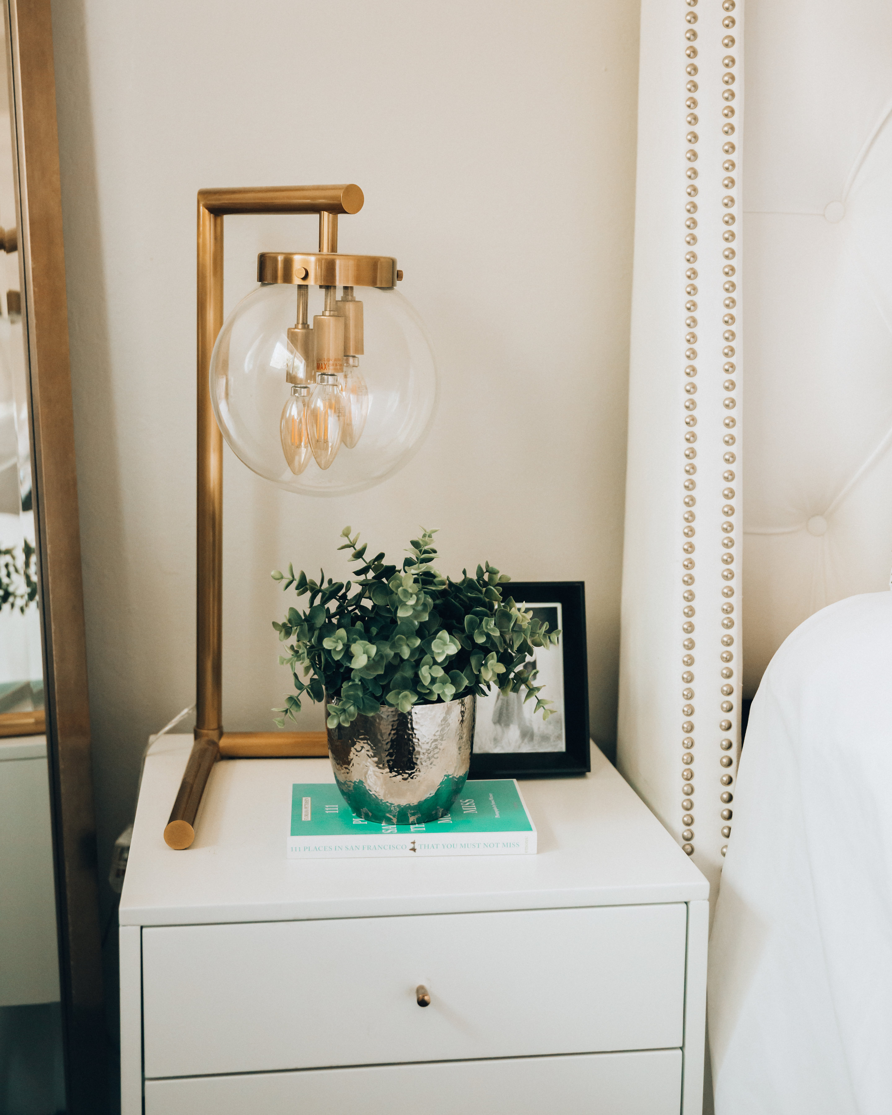 ... New Bedroom Lamps From Lamps Plus Featured By Popular San Francisco  Life And Style Blogger, ...