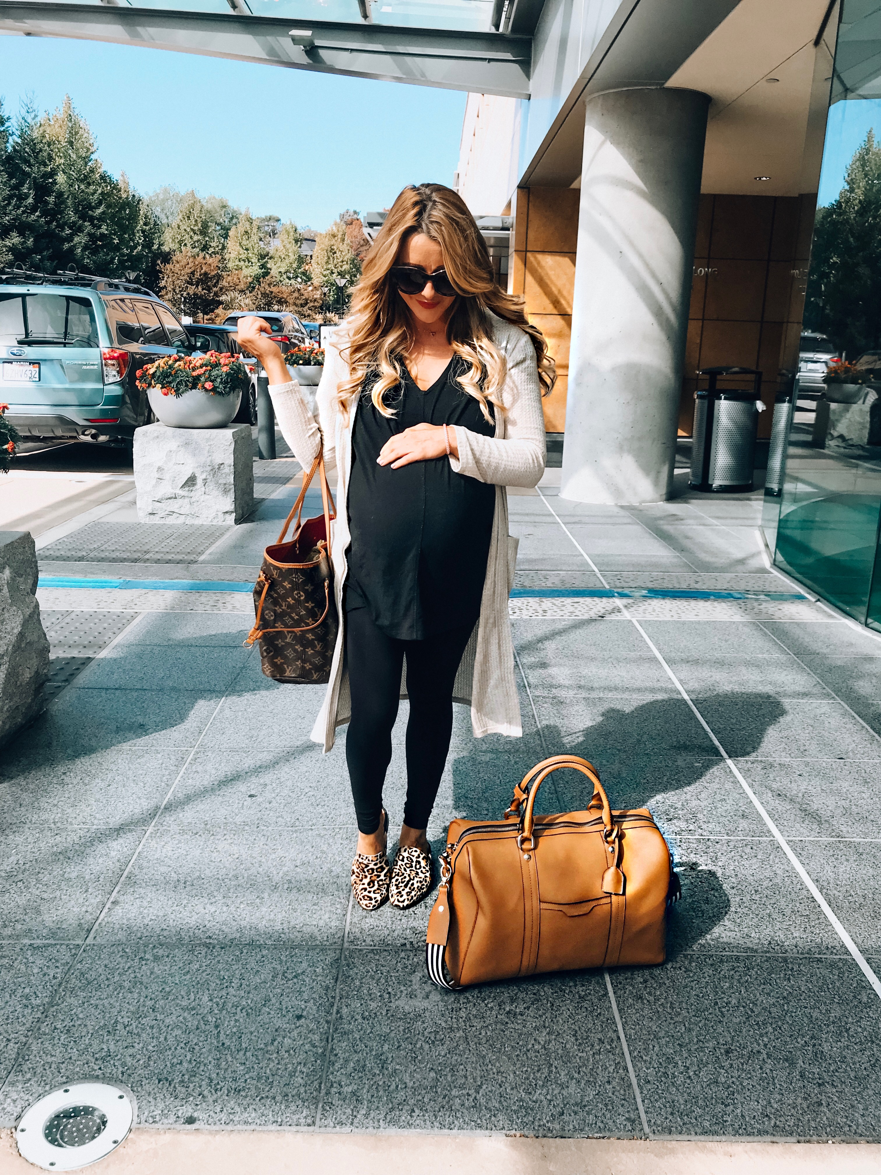 Hospital Bag Essentials featured by top San Francisco life and style blogger, For the Love