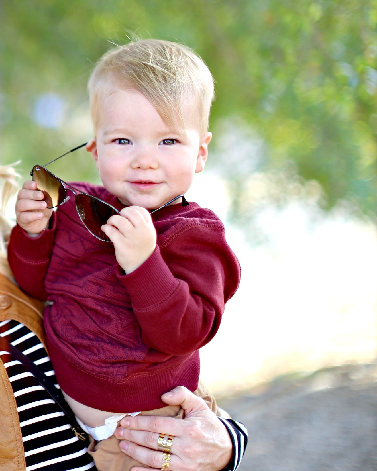 Top US life and style blog, For the Love, celebrates their little boy's fifth birthday