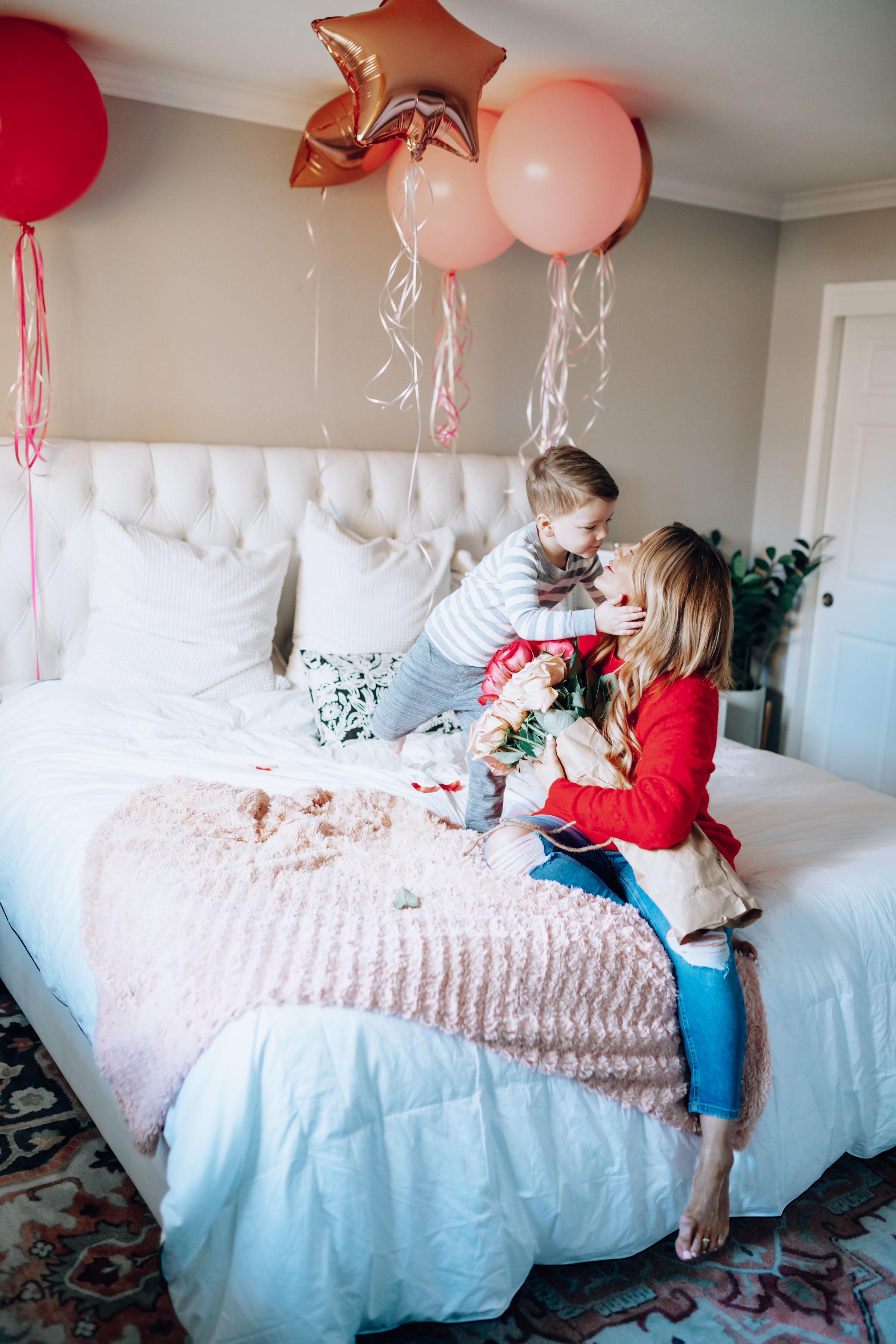 Valentine's Day Gift Ideas for Women, Men & Kids featured by top US life and style blog, For the Love