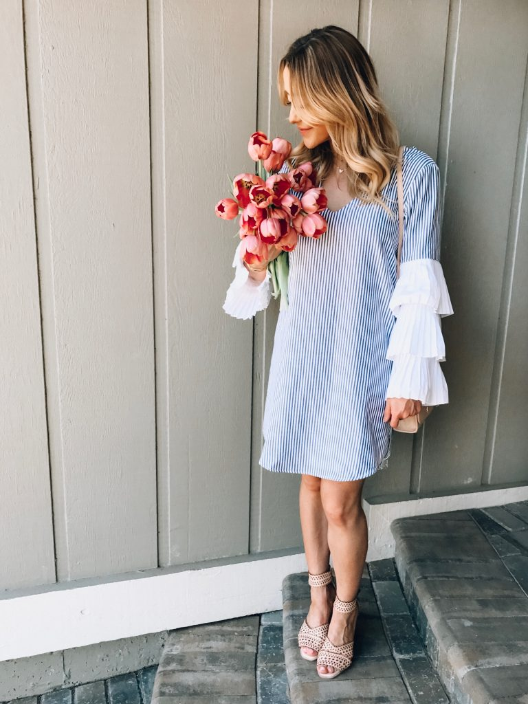 Top 20 Cute Easter Dresses for Moms featured by top US fashion blog, For the Love