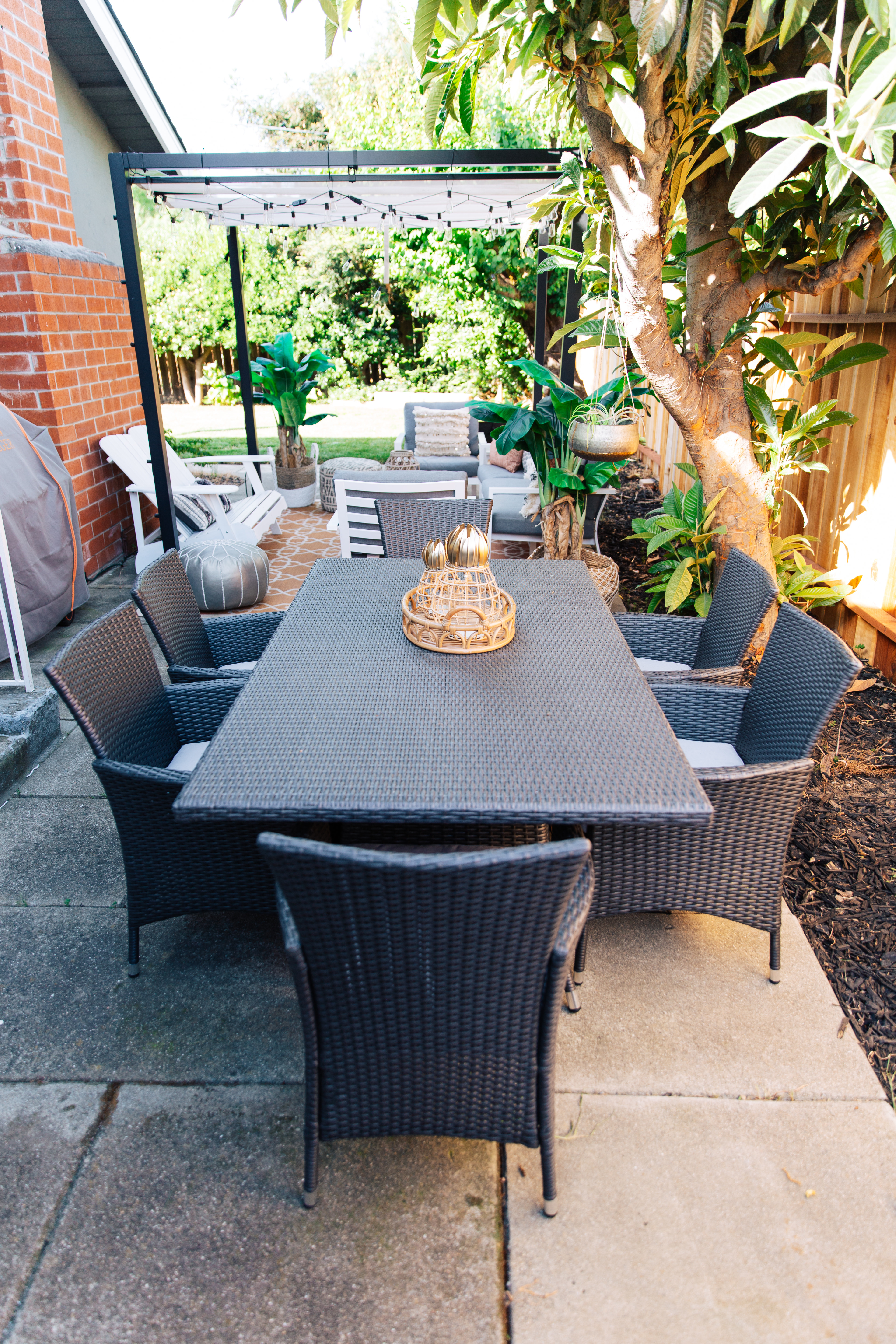 Outdoor Patio Ideas For The Summer With Yard Bird For The Love