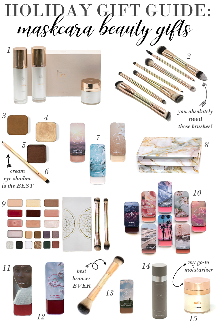 Maskcara Beauty Gifts | Holiday Gift Guide | For the Love